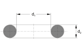 Installation sketch O-Ring OR ENCAP